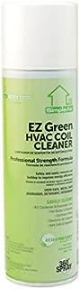 SimpleAir EZGA EZ Green HVAC Coil Cleaning Spray, 19 oz, 1 Pack