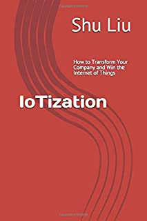 IoTization: How to Transform Your Company and Win the Internet of Things