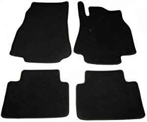 Mercedes Class  2005   Perfectly Tailored Black Car Mats