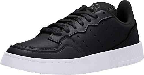 Adidas Originals Supercourt - Camiseta para Hombre, Color Negro, Talla 45 EU