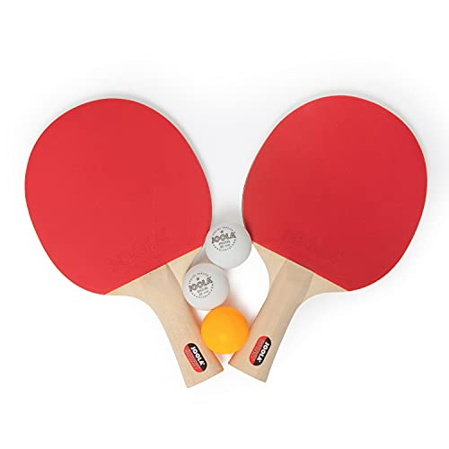 JOOLA Table Tennis Spirit Racket Set