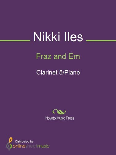 Fraz and Em - Piano Accompaniment (English Edition)