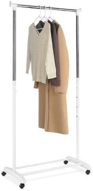 Adjustable Garment New life Max 44% OFF Rack 4 Set of