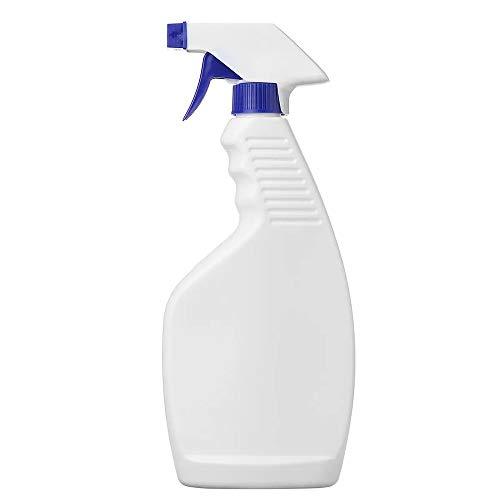 Nachfüllbare Flüssigkeitsbehälter, 500 ml, Heimreinigung, magisches Werkzeug, multifunktionale Brausesprühflaschen, plastik, weiß, 500 ml