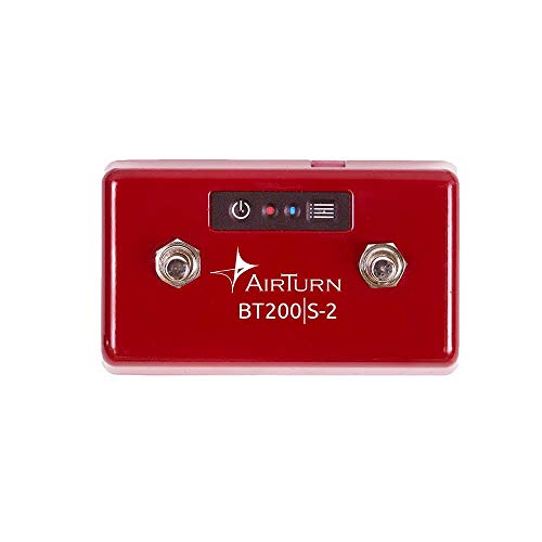 Air Turn BT200S 2 Footswitch Controller