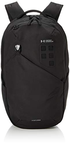 Under Armour Men's Guardian 2.0 Backpack , Black (001)/Pitch Gray , One Size Fits All