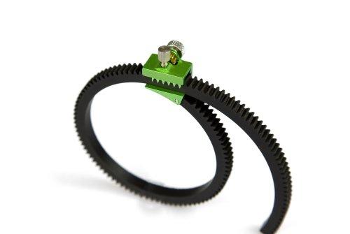 Lanparte ffgr-02verstellbar Gear Ring V2Für Follow Focus (schwarz)