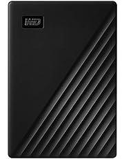 WD 5TB My Passport Taşınabilir Harici Hard Disk, Siyah, BPKJ0050BBK, WESN