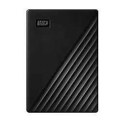 cheap My Passport WD Portable External Hard Drive 4TB Black – WDBPKJ0040BBK-WESN