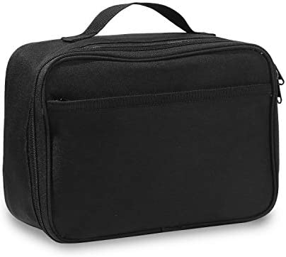 EBBCOWRY Portable Kids Insulated Lunch Bag Reusable Lunch Box Soft Spacious and Mini Cooler product image