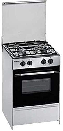 MEIRELES g1530dvxnat Mementos 53L Stainless Steel Cooker–Cookers (Mementos, Medium, Gas, Gas, Stainless Steel, Rotary)