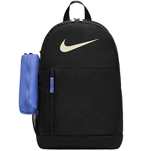 NIKE BA6603 Elemental Sports backpack unisex child black lime ice 1SIZE