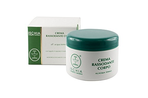 Ischia Cosmetici Naturali Crema Rassodante Corpo - 300 ml, 300RASS