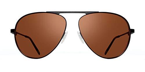 Revo Gafas de sol polarizadas Metro x Jeep Aviator Frame
