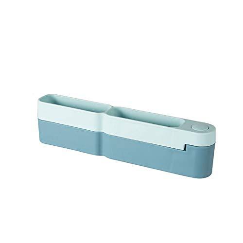 YIXIN2013SHOP Zapatero para el hogar, cuarto de baño, zapatero plegable para puerta de dormitorio, montaje en pared, estante de almacenamiento de zapatos apilable (color: 1 unidad)