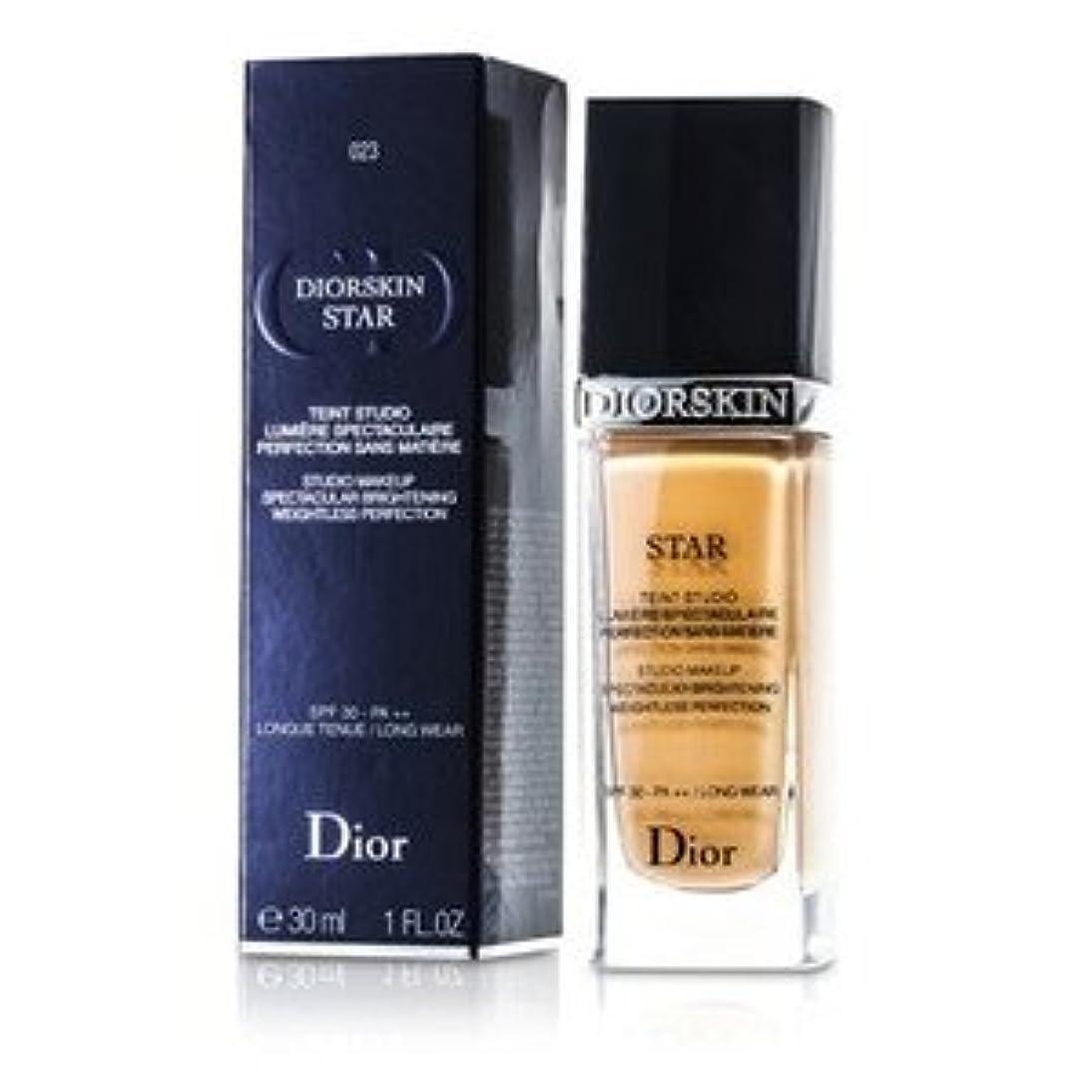 場合賞賛小切手Dior(ディオール) ディオールスキン スター SPF30 #23 Peach 30ml/1oz [並行輸入品]