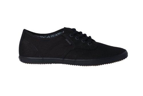 Gravis Damen Slymz WMN Sneaker, Schwarz/Black, 38.5 EU