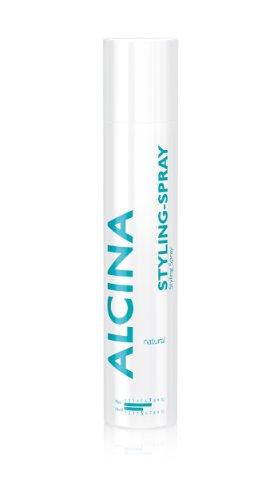 Alcina Styling Natural - Styling-Spray Für einen lang anhaltenden Halt & maximale Spannkraft - 500 ml