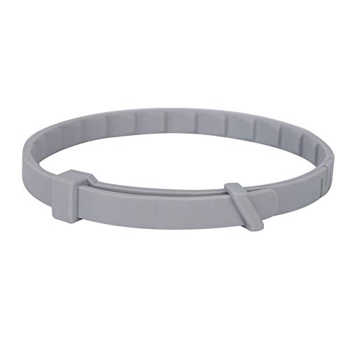 Artline Halsband för hund katt justerbara valpband halsband anti-loppa fästing myggor hund katt halsband utomhus justerbara husdjurshalsband (A)