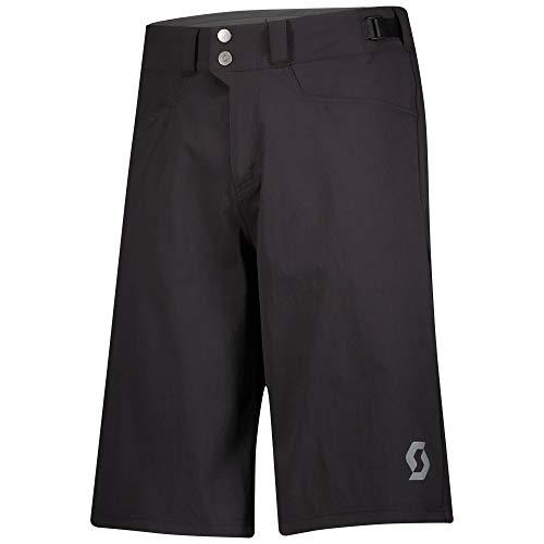 Scott Trail Flow Fahrrad Short Hose kurz (Inkl. Innenhose) schwarz 2021: Größe: XL (54/56)
