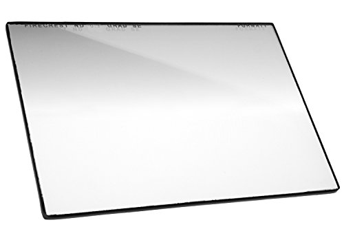 "Firecrest ND 4x4 Neutral Density Soft Edge Graduated Filter 0.3 (1 Stop) for video, broadcast and cinema production, compatible with all 4x4"" matte boxes"