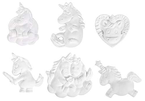 Rayher 36087000 Stampo: Unicorno 2