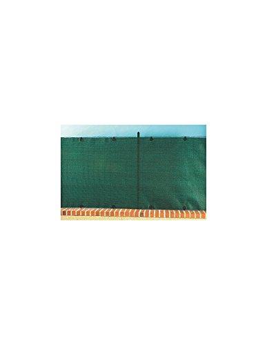 Malla de Ocultación Tejida extra Totaltex 1.5m de alto x 10m largo