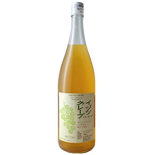 井筒ワイン『グレープストレート果汁100% 白』