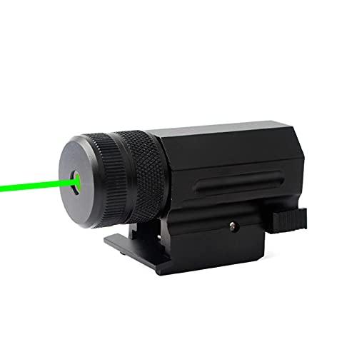 GGBLCS 20 Duplex Mira Telescópica, Optica Optics Micro Red Dot Sight, Tactical Scope Sight Airsoft Carril Táctico, Lightweight Mini Reflex Scope Sight con Monte