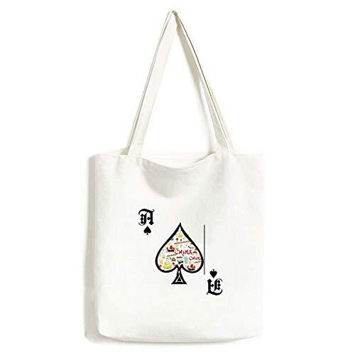 China Bambus Laterne Panda Handtasche Craft Poker Spaten waschbare Tasche