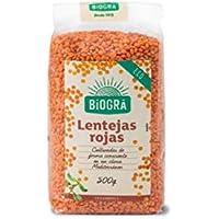 Biográ - Lentejas Rojas (500 g)