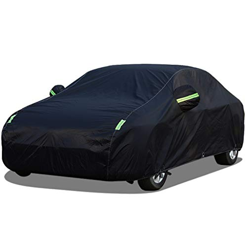 Full Exterior Covers Compatible with Aston Martin DB AR1 Zagato Car Cover Windproof Dustproof Waterproof Frost Protection Scratch Resistant Outdoor UV Protection Full Car Covers Car Paint Protection
