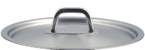 フィスラー (Fissler) 鍋 ふた シルバー 16cm ストラクチュラ ステンレス製 83-105-166