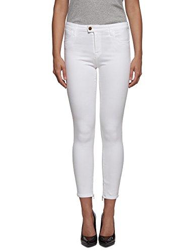 Replay Touch, Jeans Mujer, Blanco (Optical White), W30 (Talla del fabricante: 30)