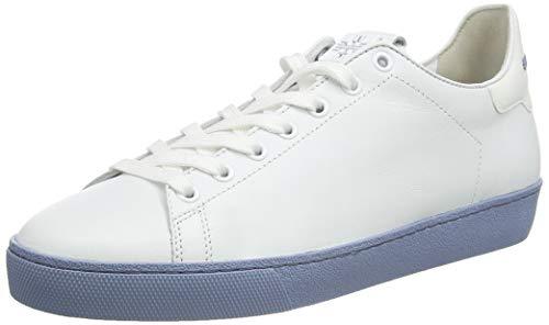 HÖGL Damen Glammy Weiss/Jeans 5 1-100310 Sneaker