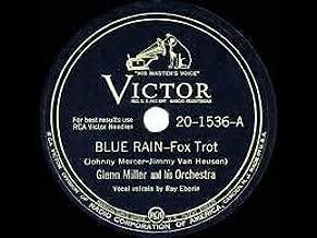 Blue Rain / Caribbean Clipper (Fox Trot) 78 RPM Record