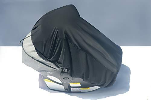 Bayan Stroller Sunshade Baby Car Seat Sun Shade Cover-Effective UV Rays Cut Design-Blocks 95.76% UVA and 95.87% UVB