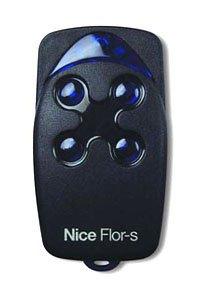 Nice Flo FLO4R-S telecomando originale 4 tasti 433,92 Mhz rolling code radiocomando FLOR - FLOR-S apricancello