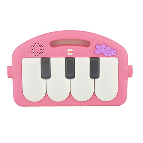 Replacement Pink Piano Toy for Fisher-Price Kick & Play Piano Gym (BMH48)