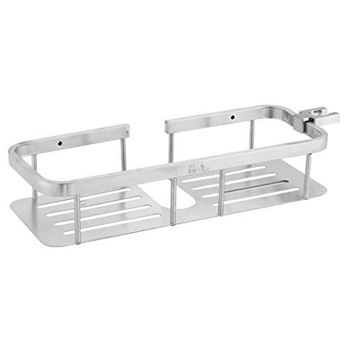 Bathroom shelf Estante for baño 304 de Acero Inoxidable for Ducha, champú, for Almacenamiento de cosméticos Productos de baño