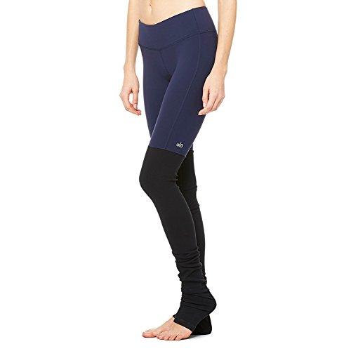 Alo Yoga Women's Goddess Ribbed Legging