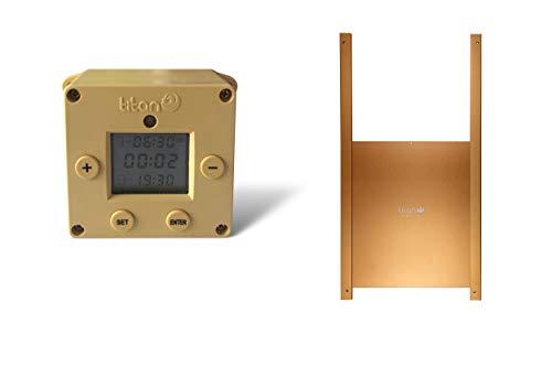 Titan Incubators Cube Ouvre-Porte Automatique de...