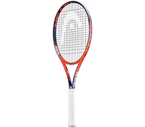 HEAD Graphene Touch Radical MP Lite - Raqueta tenis (precordada) L4 (4 1/2) Rojo L4 (4 1/2)