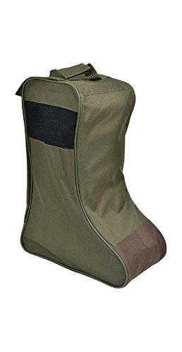 Gummistiefel-Tasche, Grün - olivgrün - Größe: One Size