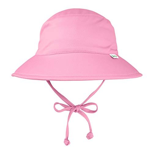 Breatheasy Bucket Sun Protection Hat-Light Pink-9/18mo
