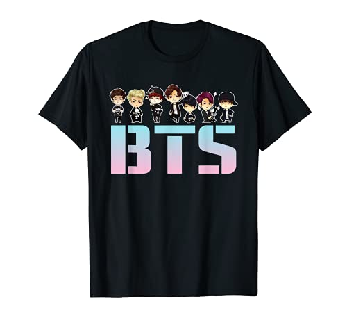 Oficial Kpop BTS Love Yourself BTS_Love Camiseta
