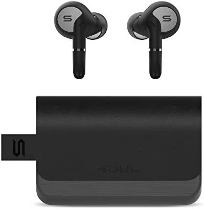 Save up to 40% on SOUL True Wireless Waterproof Earbuds w/ Microphones