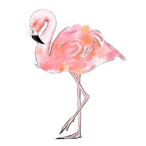 Servietten Flamingo Miss Sophie Tisch-Deko Servietten-Technik DIY Feier Fest Party Geburtstag Geschenk-Idee weiß/rosa, 33x33cm, 20 Stück-Pack