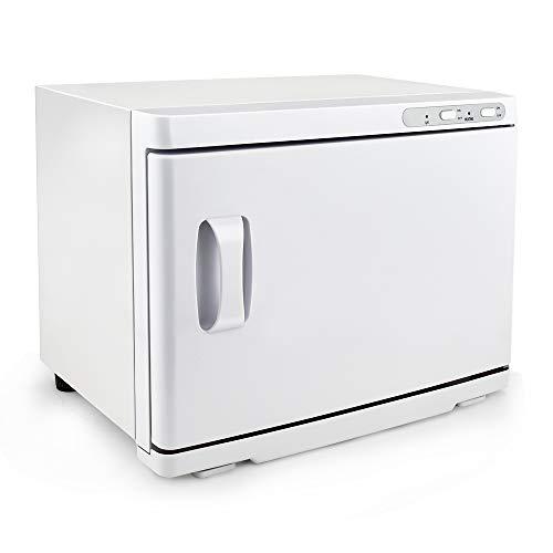 Large Spa Hot Towel Cabinet or Hot Bath Towel Warmer, Easy to Use Heated Towel Heating Warmer.