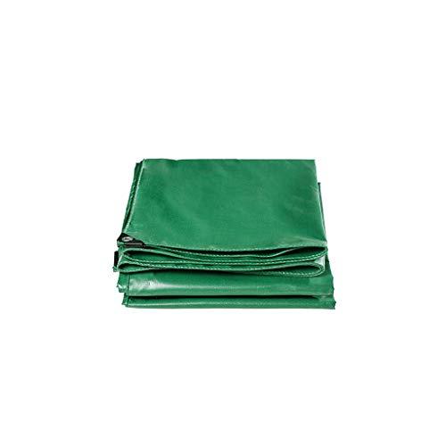 Bâche de protection solaire imperméable bâche d'isolation de camion de tissu d'ombrage extérieur épaississement vert 2-6m (taille : 4 * 4m)